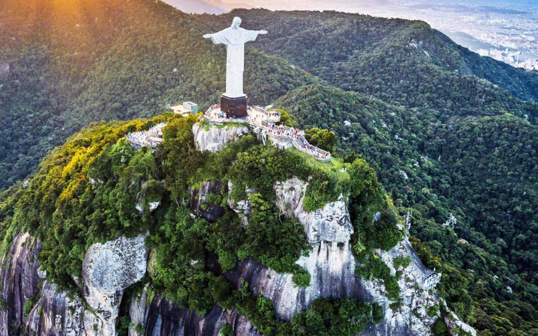 Brasil por Cordelia Montemayor