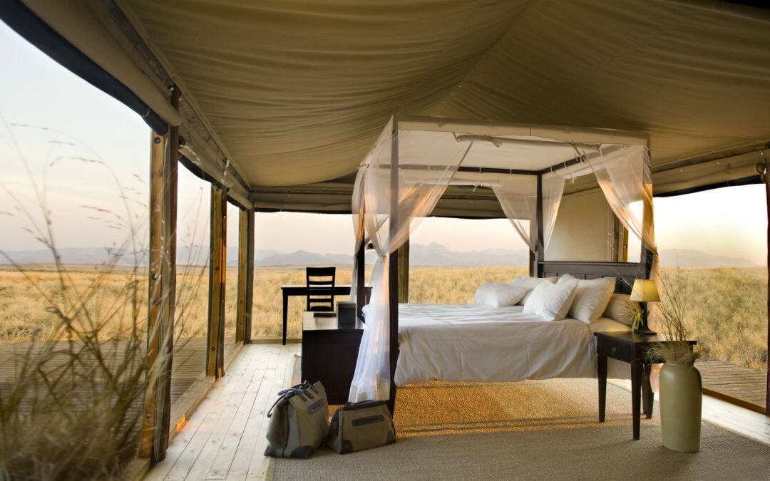 Namibia por Tierra, Mar y Aire