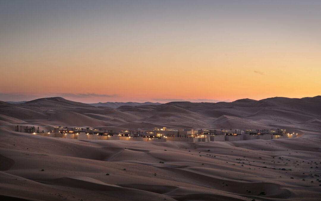 Abu Dhabi y Seychelles, una combinación perfecta