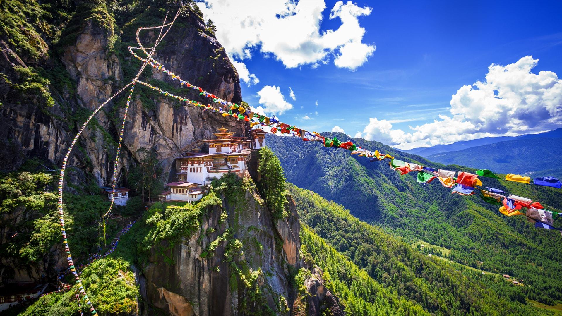 Las montañas del Himalaya
