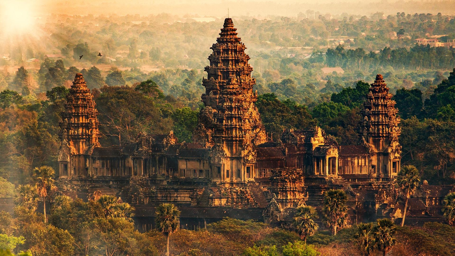 Templos de Camboya y Laos