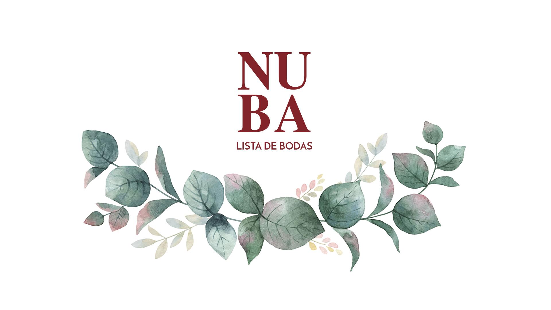 NUBA, Lista de Bodas OnLine