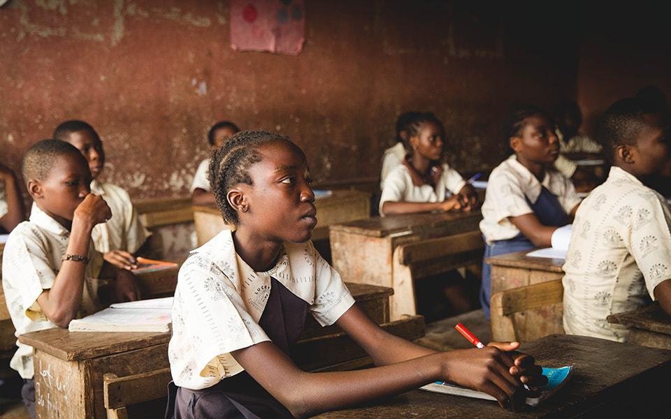 ONG Born To Learn en Tanzania