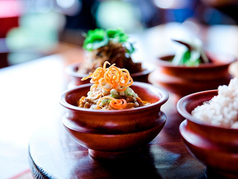 Bután. Clases de cocina butanesa