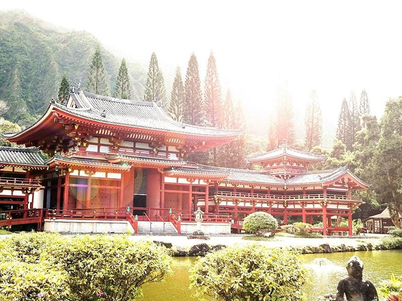 China. Los maravillosos templos