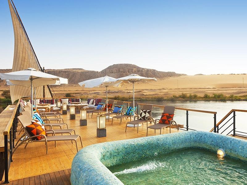 Egipto. Crucero en privado por el río Nilo