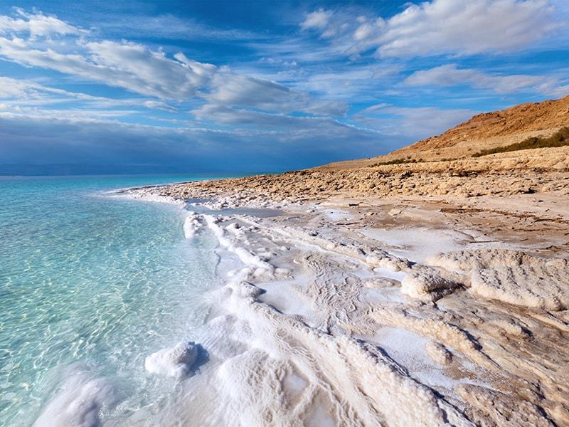 Jordania. Sobrevuelo de los vastos desiertos