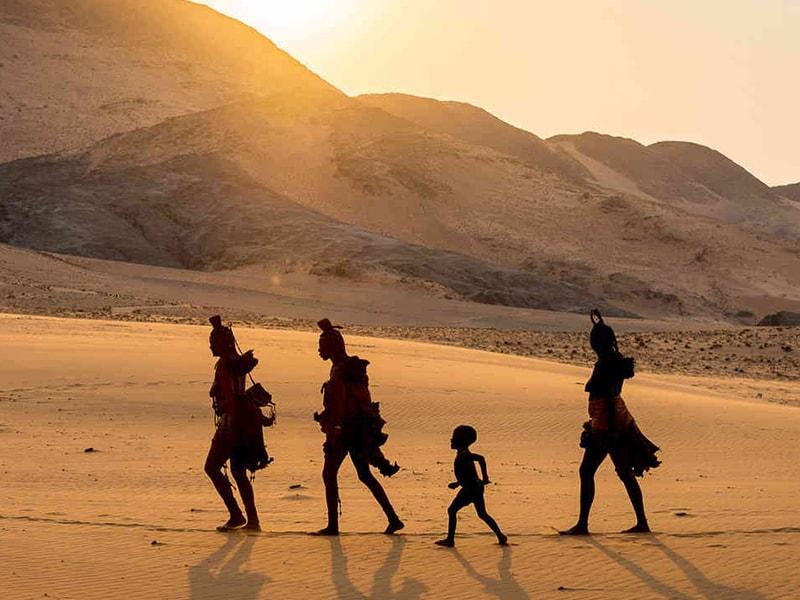 Namibia. Encuentro con la tribu de los Himba