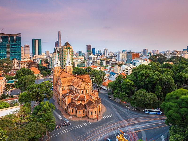 Vietnam. Perderse por las calles de Saigón