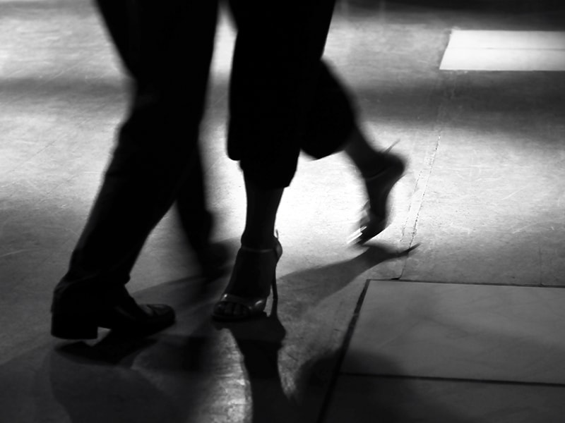 Argentina. Clases de tango