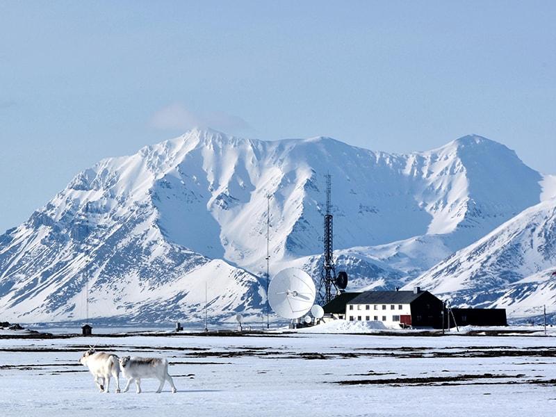 Ártico Noruego. Descubrir una antigua estación de radio