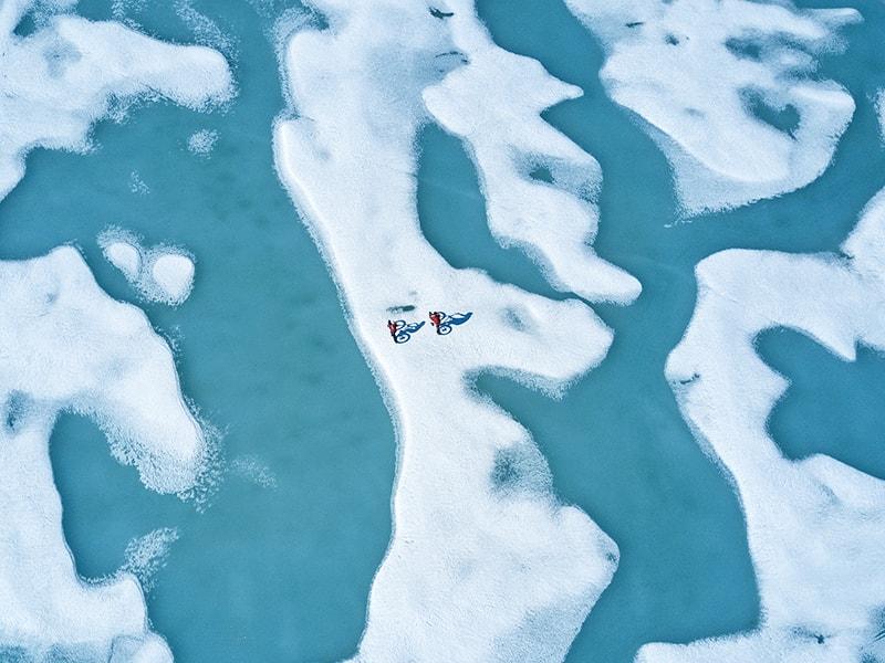 Canadá. Llegar hasta las remotas regiones de Nunavut