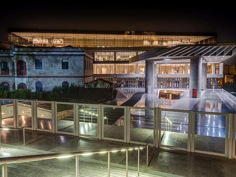 Grecia. Museo de la Acrópolis