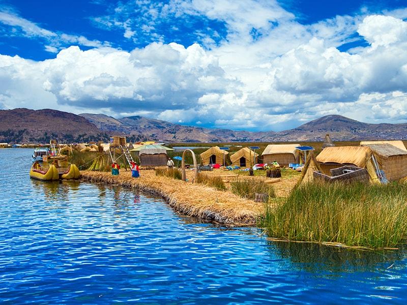Perú. Encuentro con comunidades indígenas