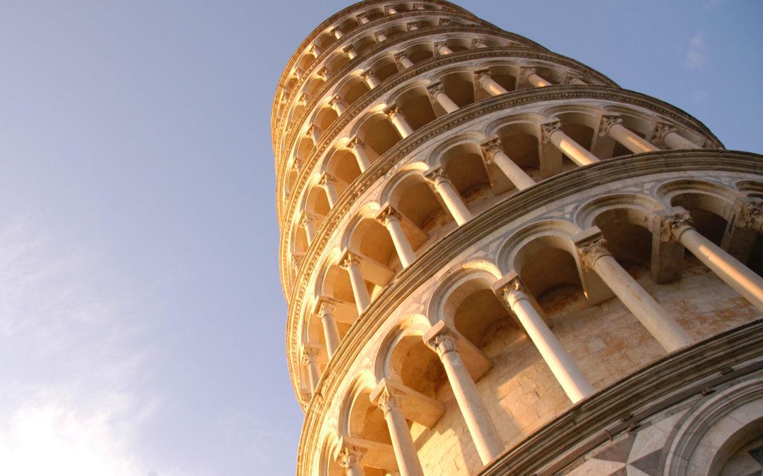 Italia por Cristina Amarante