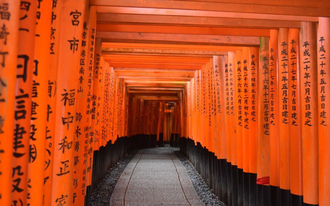 Japón por Monserrat Villa