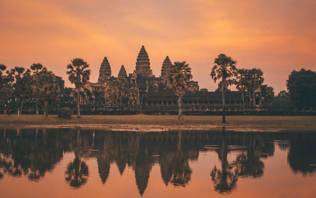Camboya por Carlos Álvarez