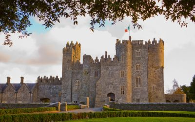 Hospédate en un auténtico castillo irlandés – Kildare Castle