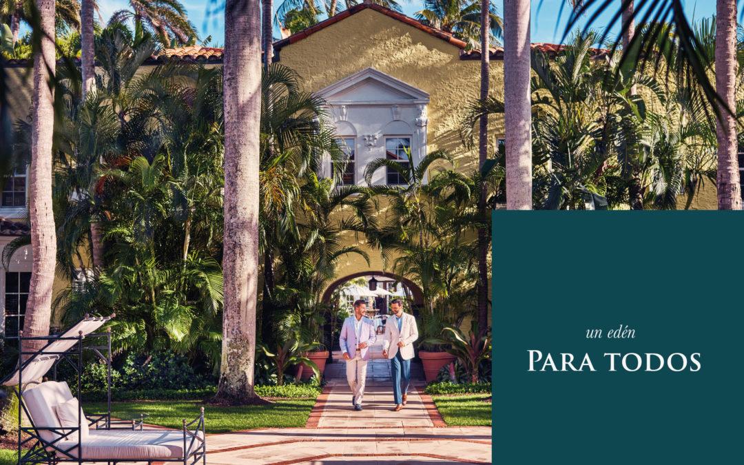The Palm Beaches el Primer Destino Resort de América®